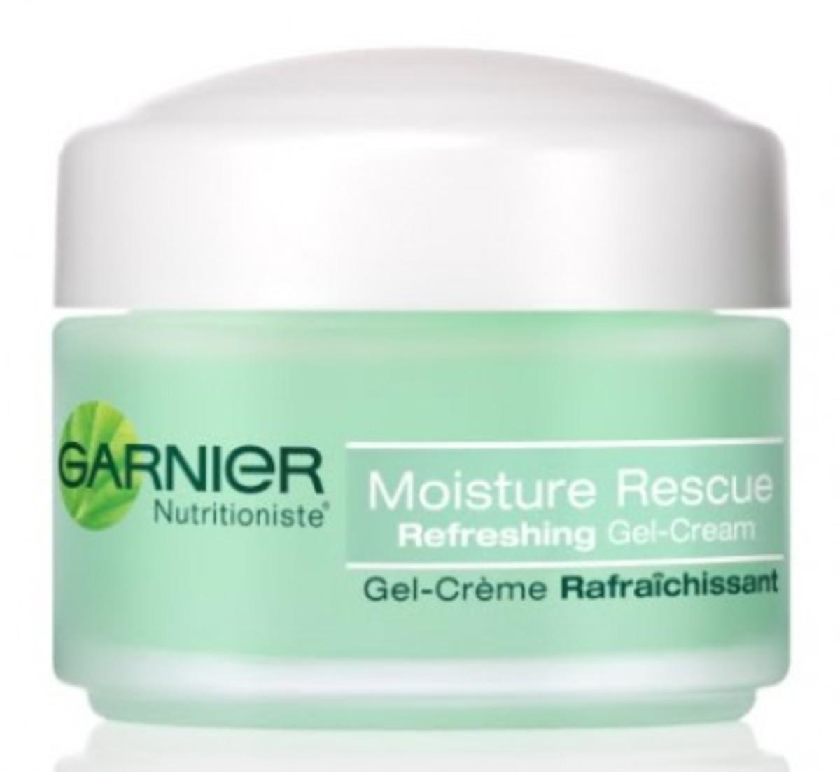 Garnier Moisture Rescue Refreshing Gel-Cream