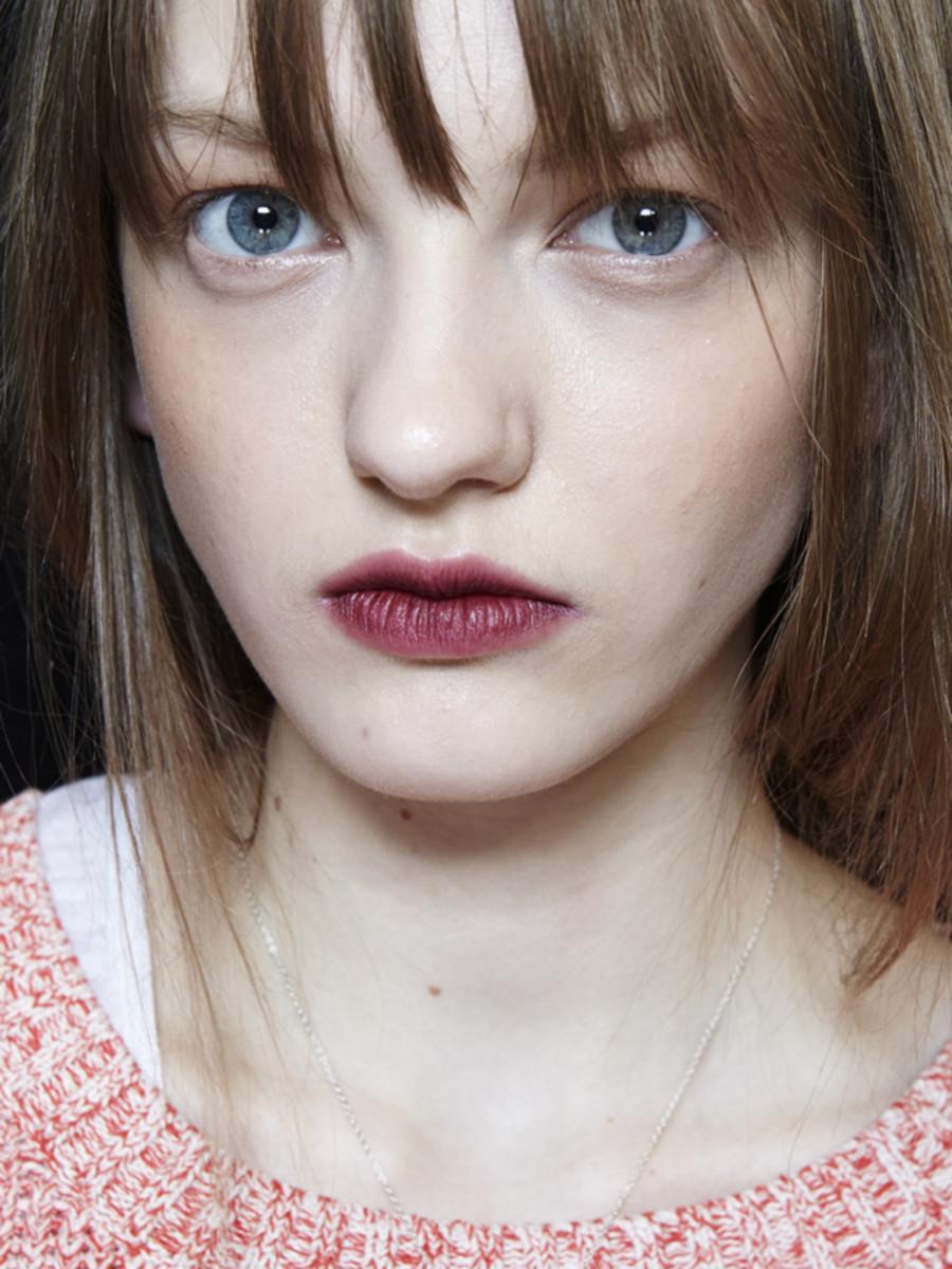 Rachel Zoe - Fall 2013 makeup-3