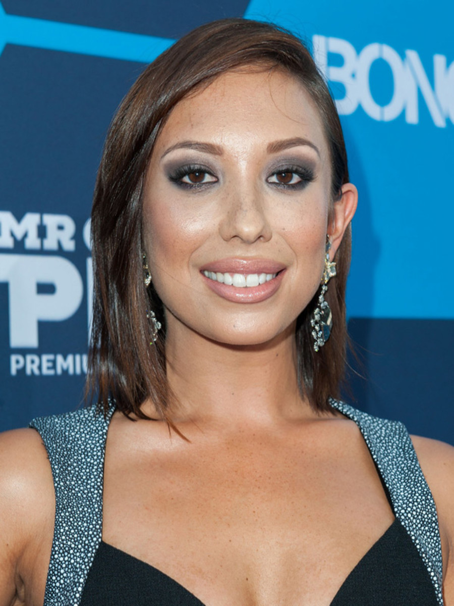Cheryl Burke, Young Hollywood Awards, 2014