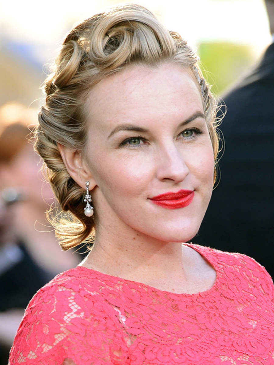 Kate Mulvany - Great Gatsby premiere, NYC, May 2013