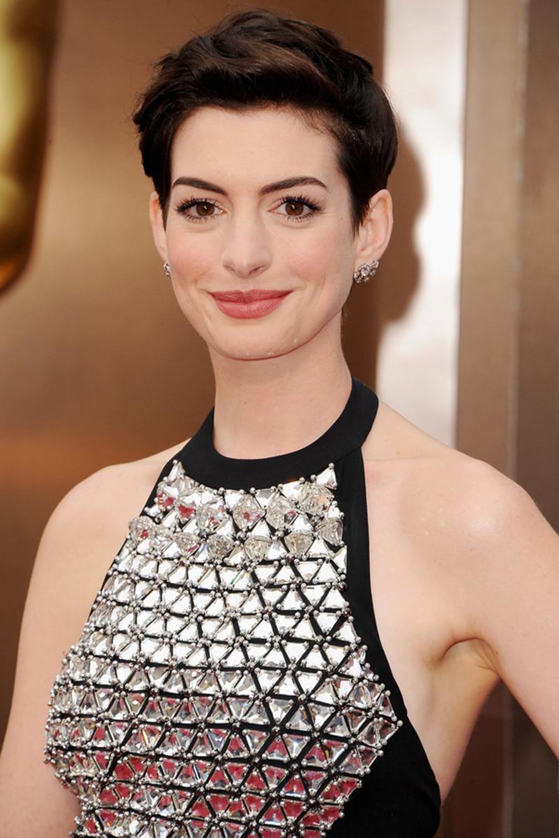 Anne Hathaway, Academy Awards 2014 (2)