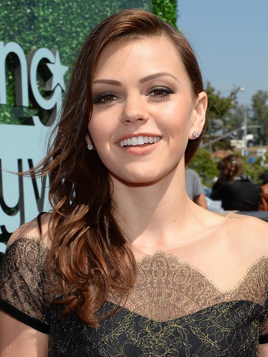 Aimee Teegarden - Young Hollywood Awards 2013