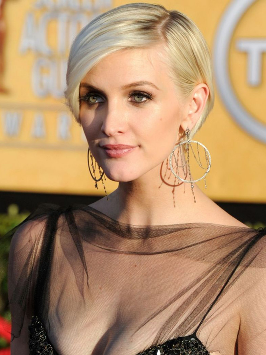 SAG-Awards-2012-Ashlee-Simpson