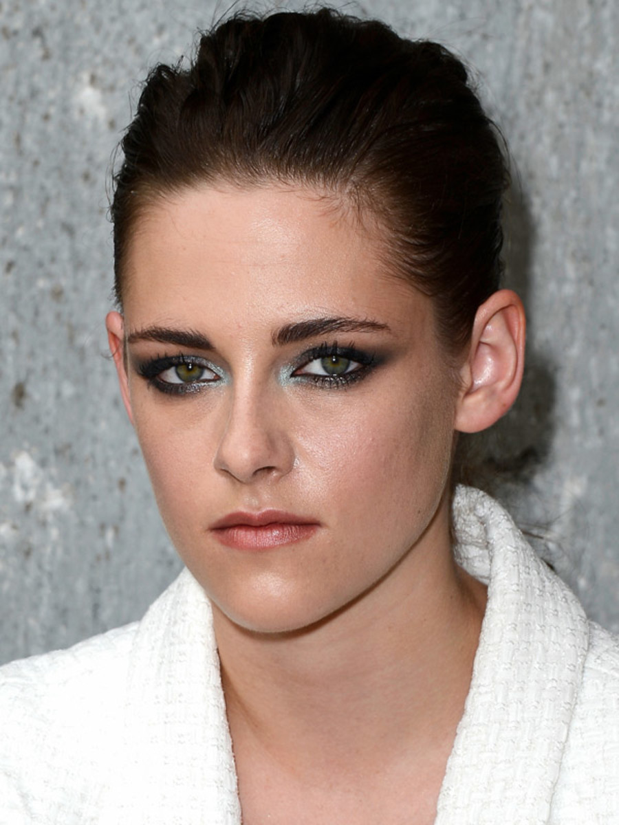 Kristen Stewart - Chanel Fall 2013 Couture Show, July 2013