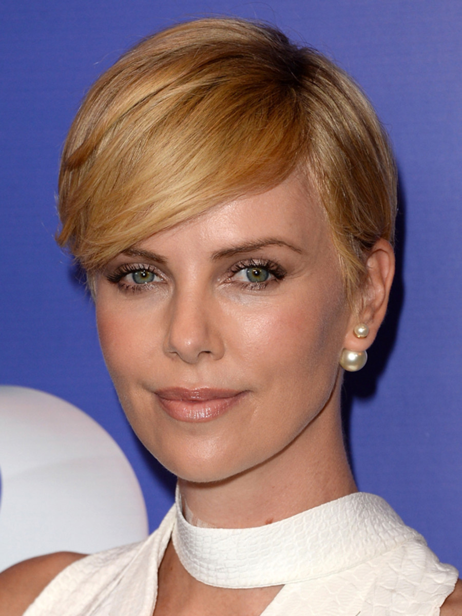 Charlize Theron - Variety Power of Women event, 2013
