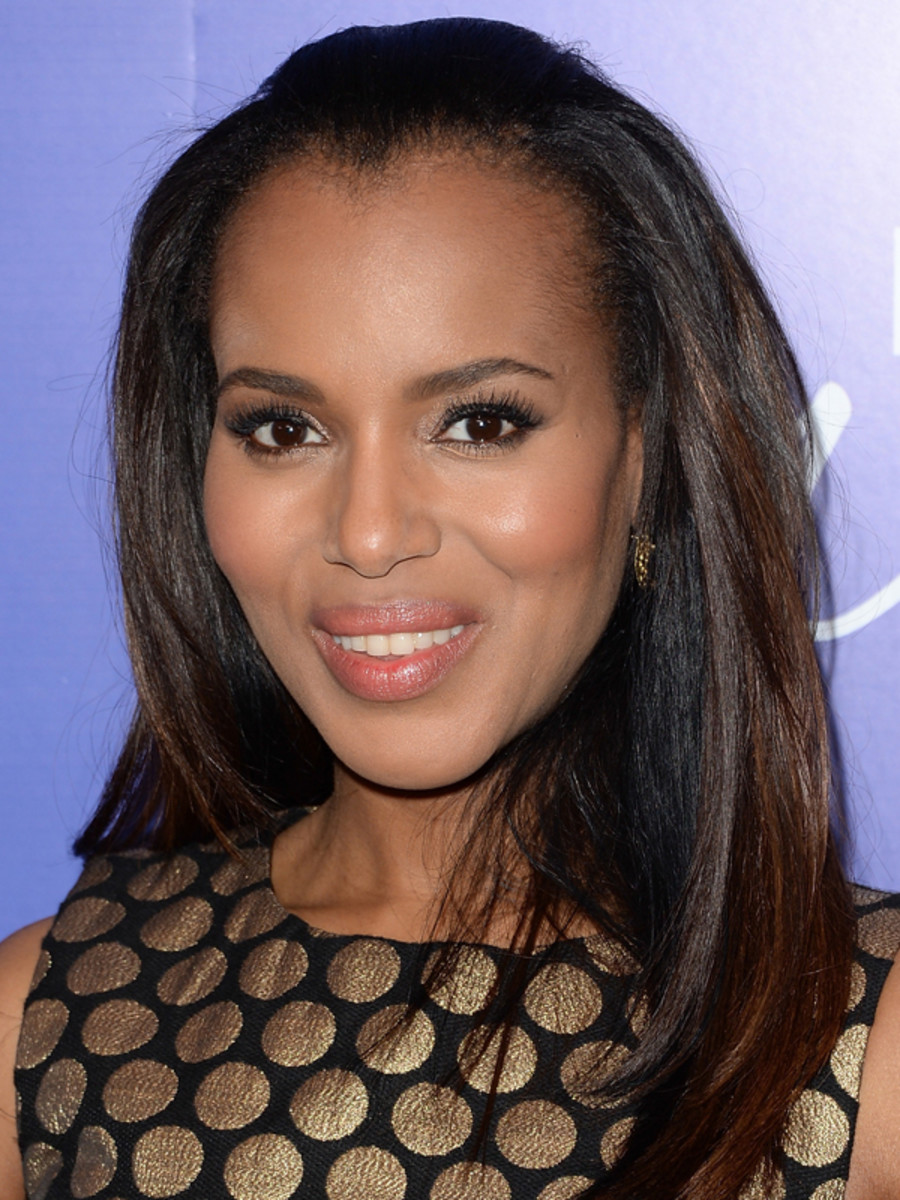 Kerry Washington - Variety Power of Women event, 2013
