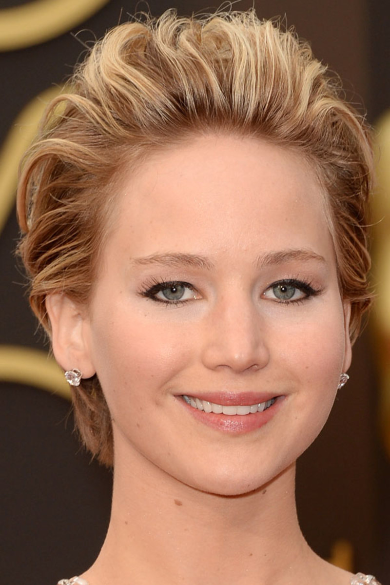 Jennifer Lawrence, Academy Awards 2014