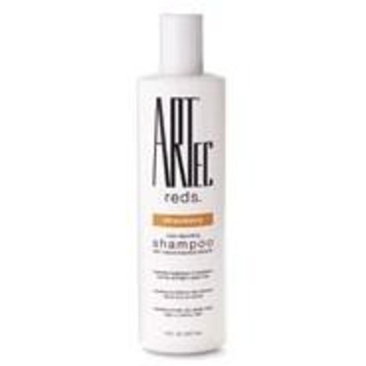 Artec-strawberry-shampoo