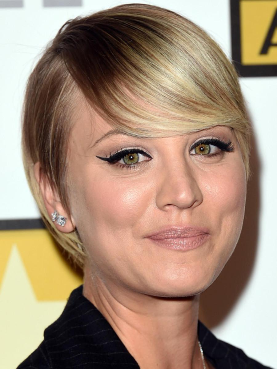 Kaley Cuoco, Critics' Choice TV Awards 2014