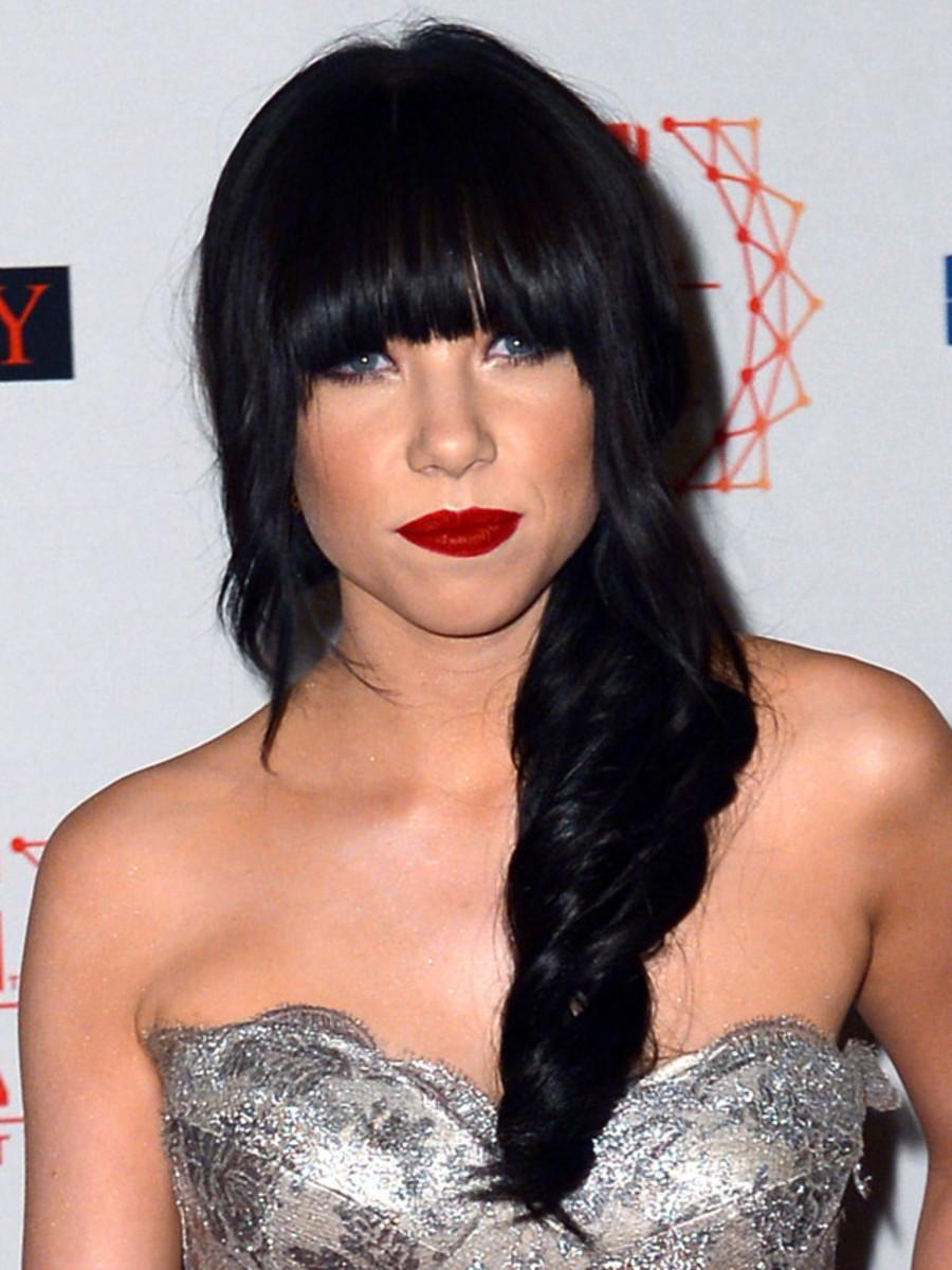 Carly Rae Jepsen - MTV Europe Music Awards 2012