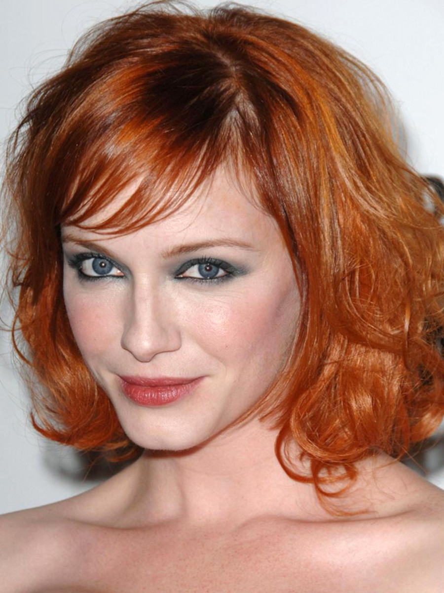 Christina Hendricks, American Cinematheque Award, 2007