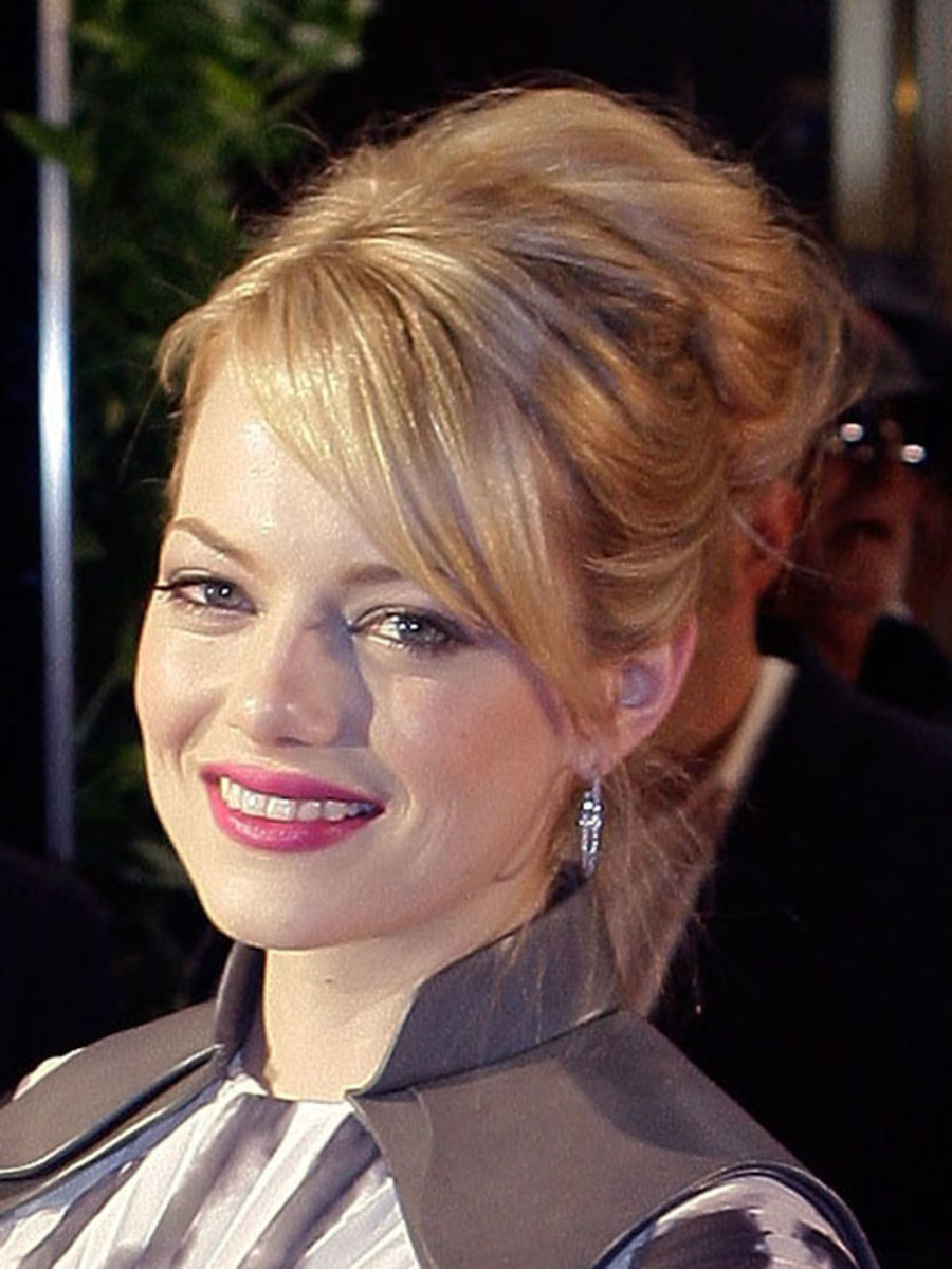 Emma Stone - The Amazing Spider-Man - Seoul premiere