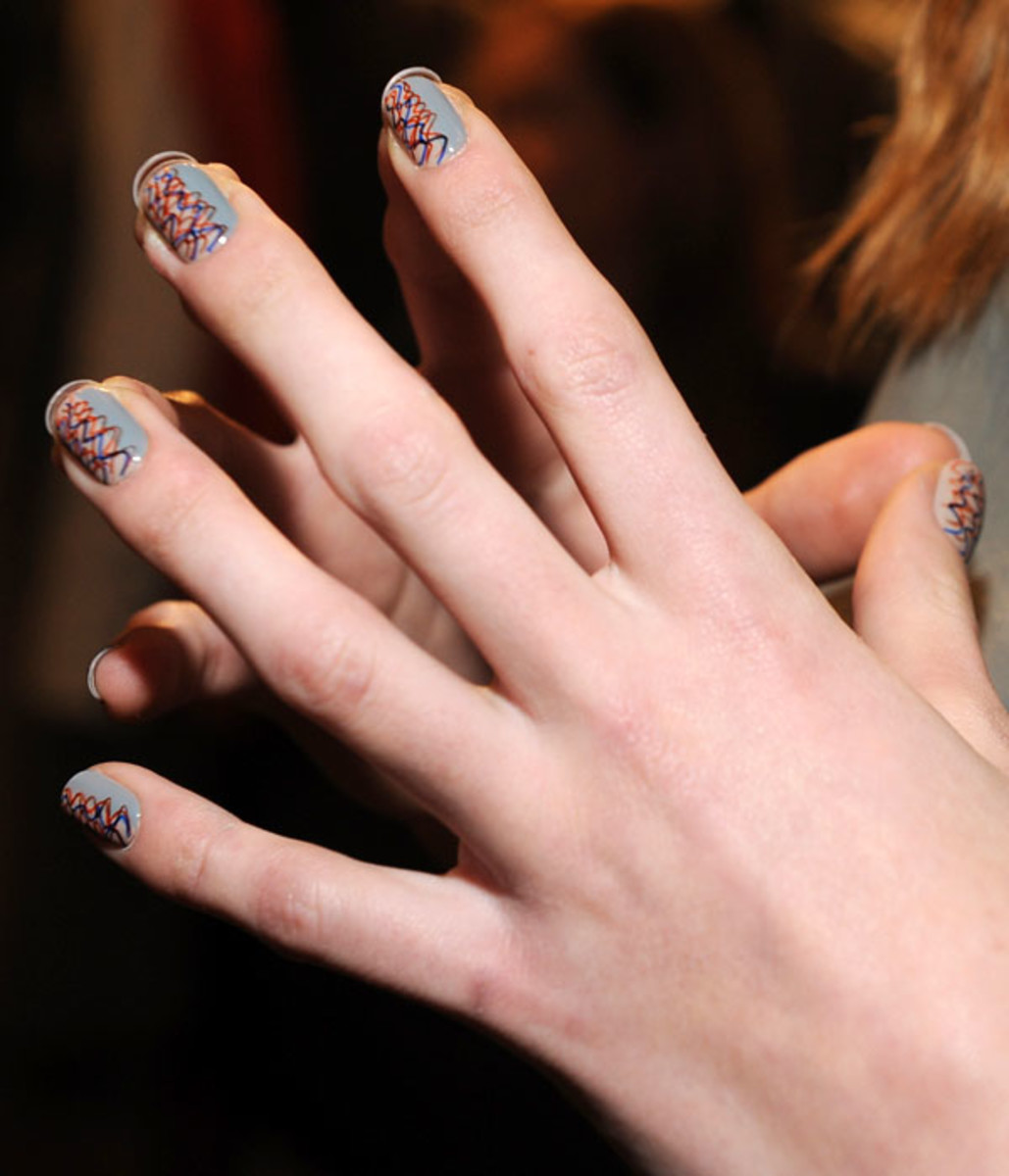 Creatures of the Wind - Fall 2013 nails (4)