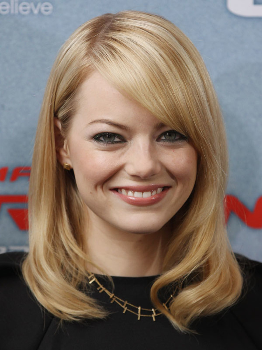 Emma Stone - The Amazing Spider-Man - Berlin photocall