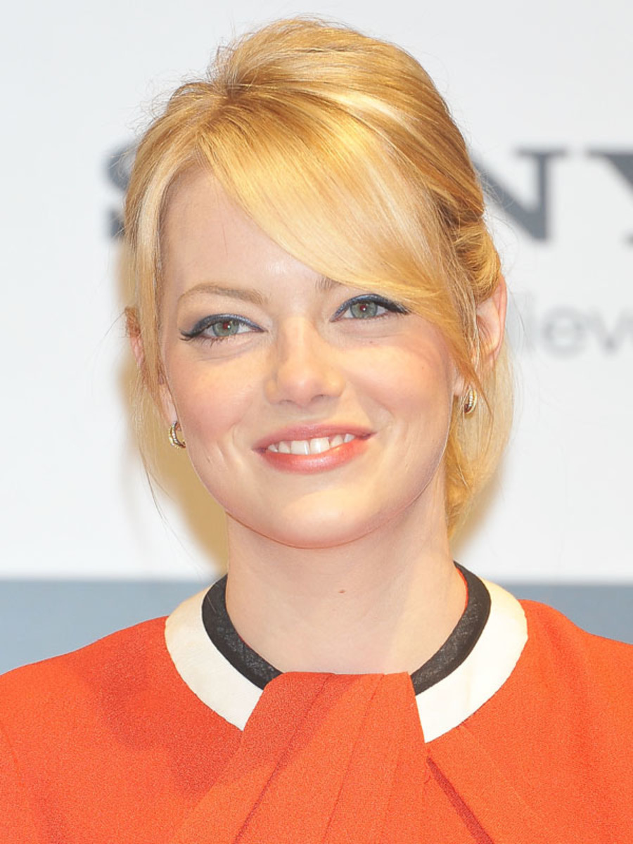 Emma Stone - The Amazing Spider-Man - Tokyo photocall
