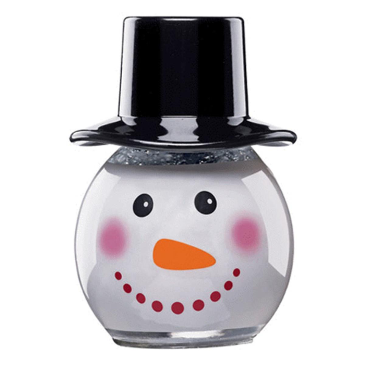 Avon Frosty 'N Fab Glitter Nail Enamel