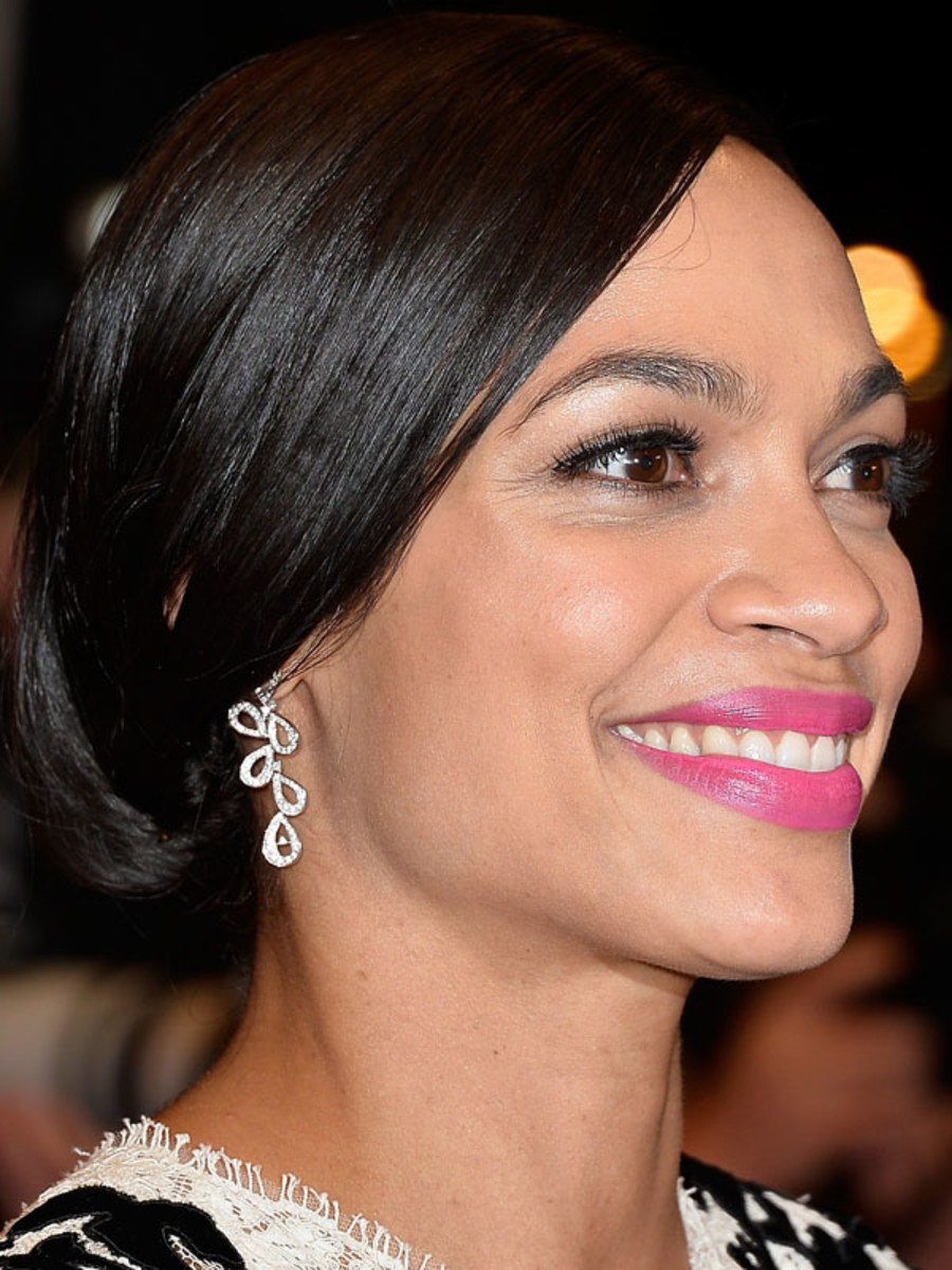Rosario Dawson, The Captive screening, Cannes 2014