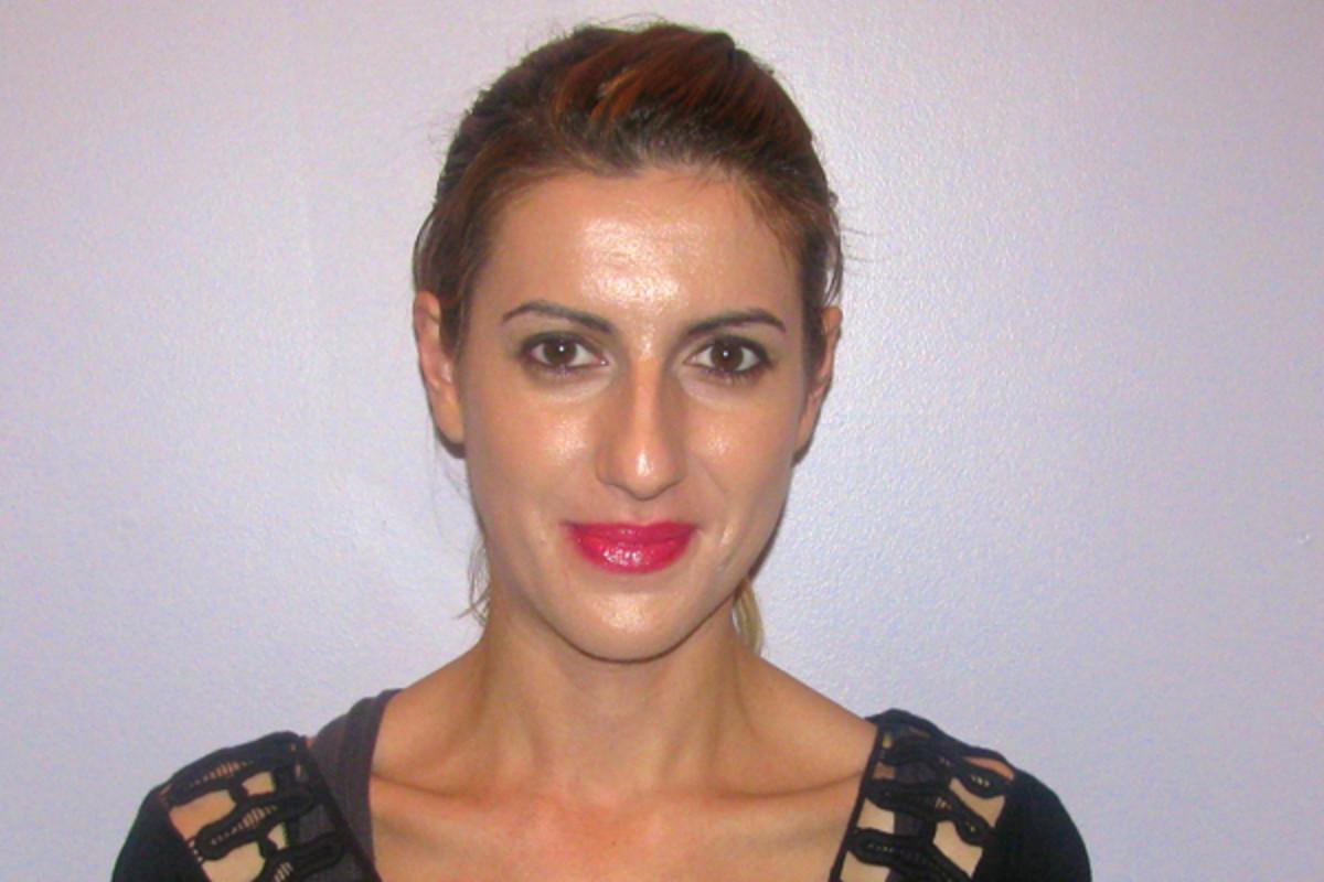 Lori after Arbonne CC Cream