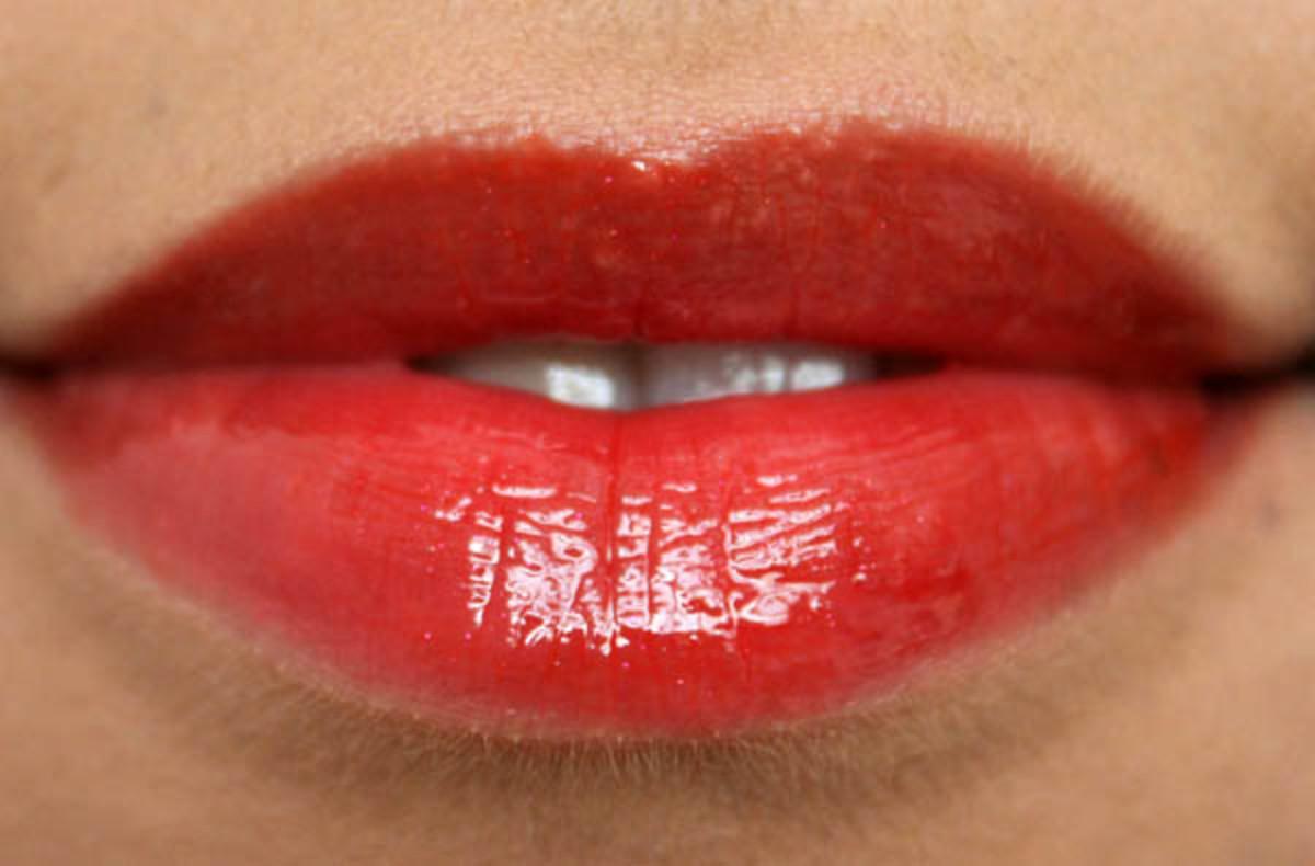 Maybelline Color Elixir Lip Color in Mandarin Rapture (2)