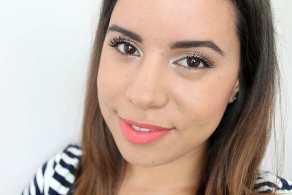 Topshop Lipstick in Ohh La La (1)