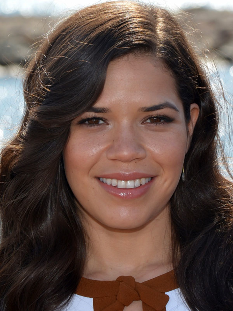 America Ferrera, The American Pavilion opening, Cannes 2014