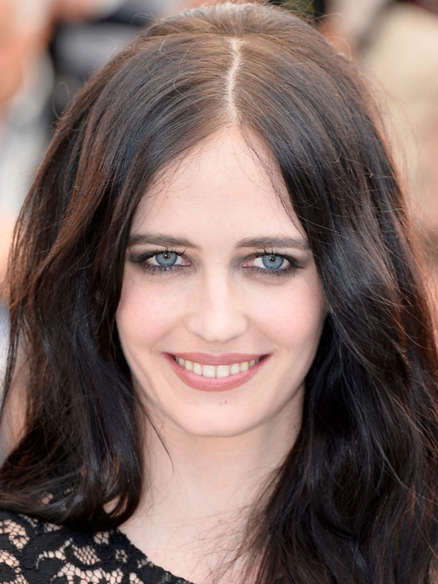 Eva Green, The Salvation photocall, Cannes 2014