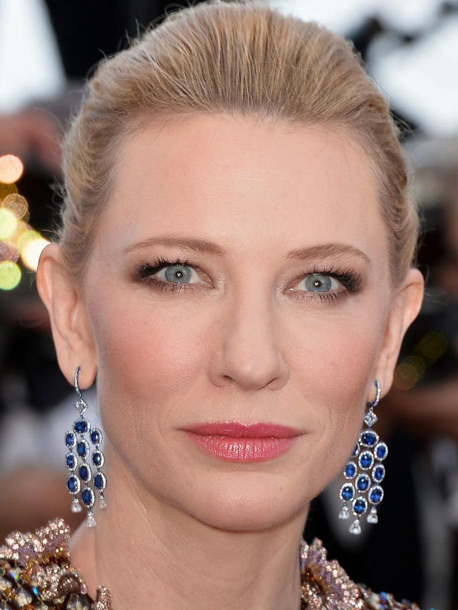 Cate Blanchett, How to Train Your Dragon 2 screening, Cannes 2014