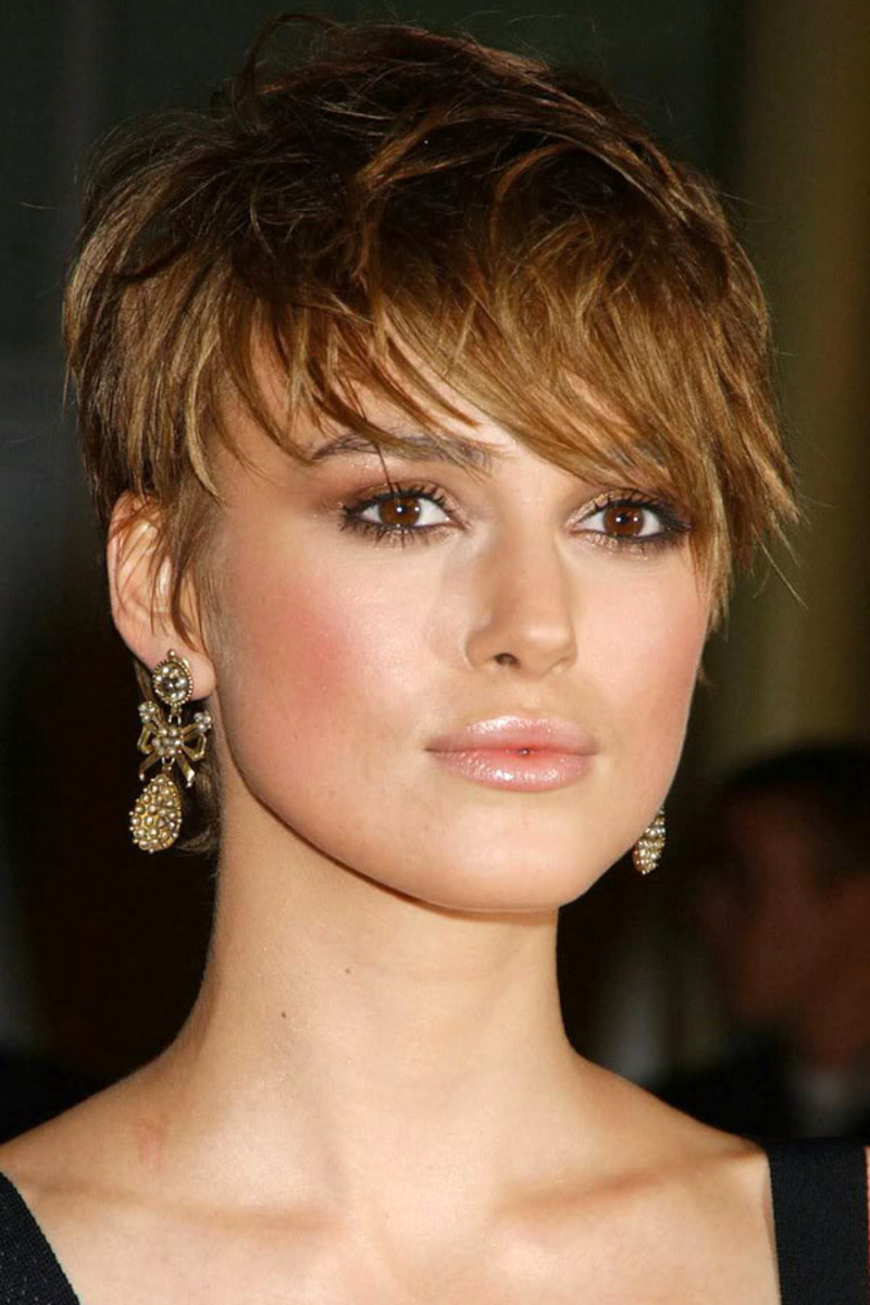Keira Knightley, The Jacket premiere, 2005