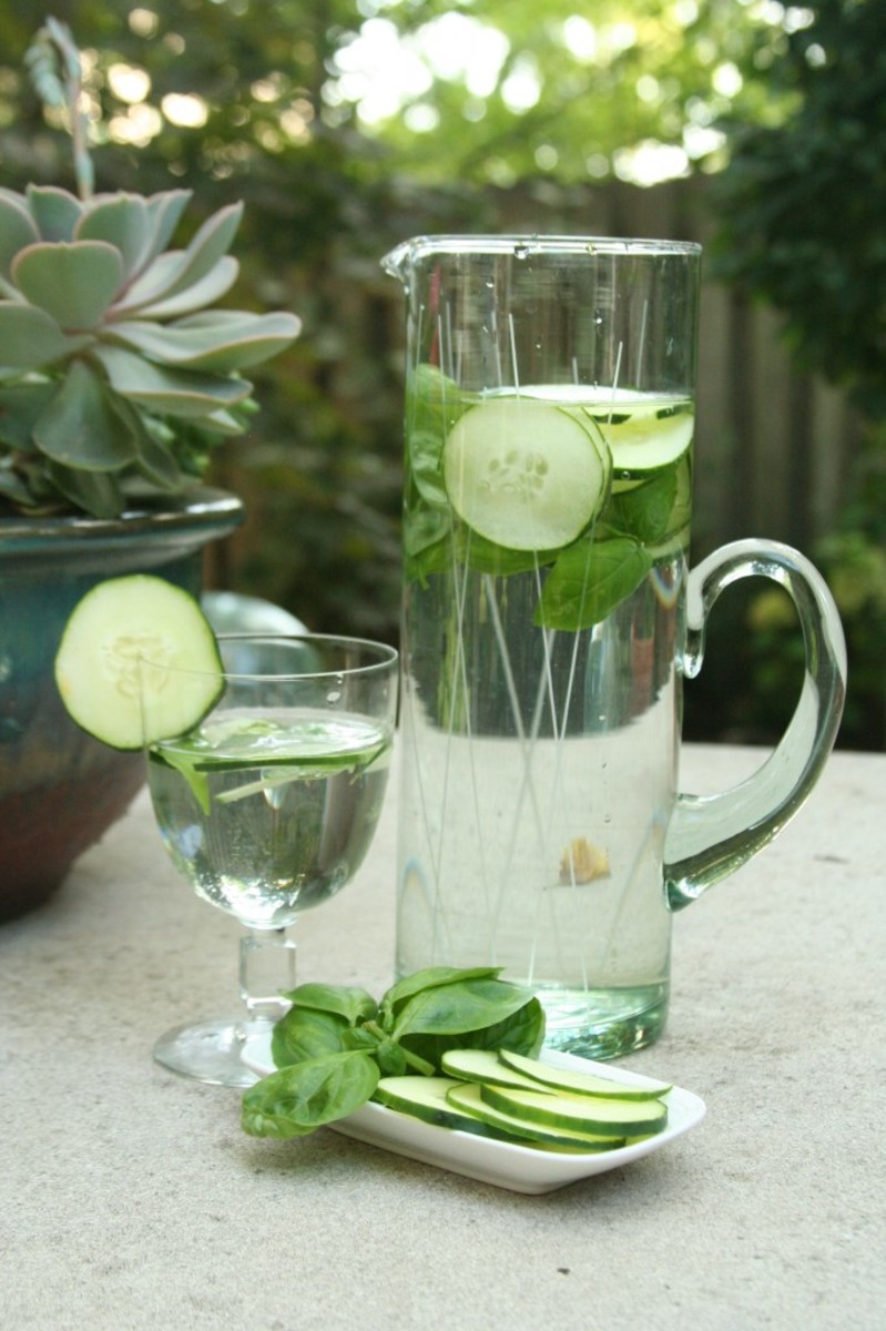 cucumber-basil-water