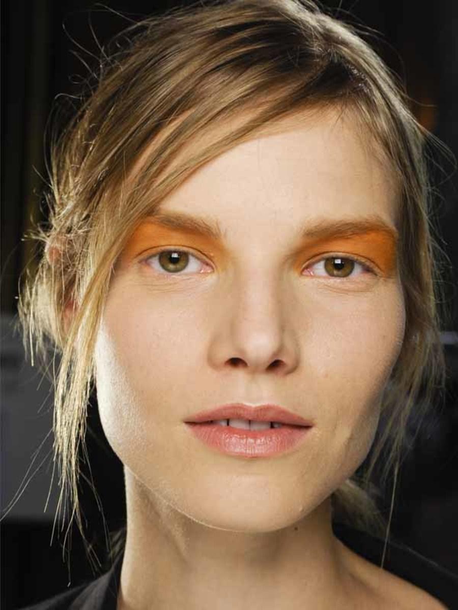 Dries Van Noten - Fall 2012 makeup