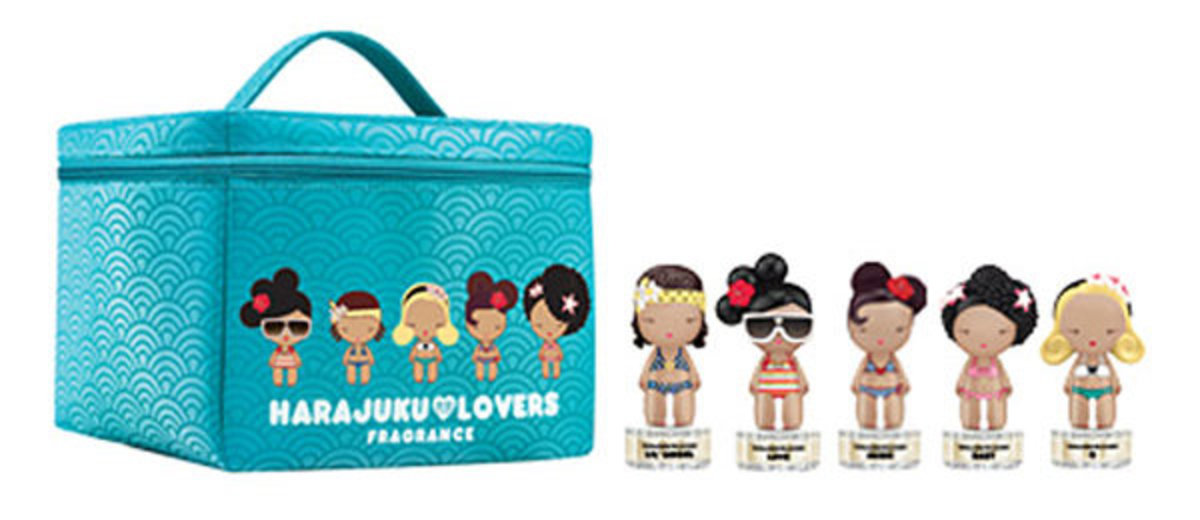 harajuku-lovers-sunshine-cuties-blockbuster-set