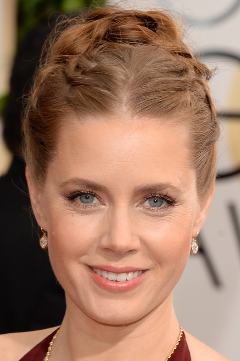 Amy Adams, Golden Globes Awards, 2014