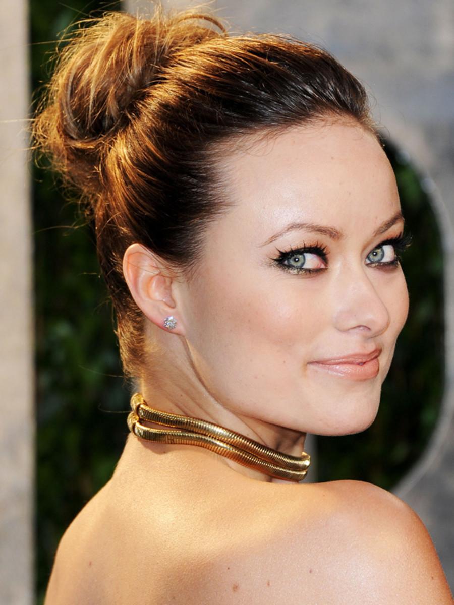 Olivia Wilde - Vanity Fair Oscar party 2012