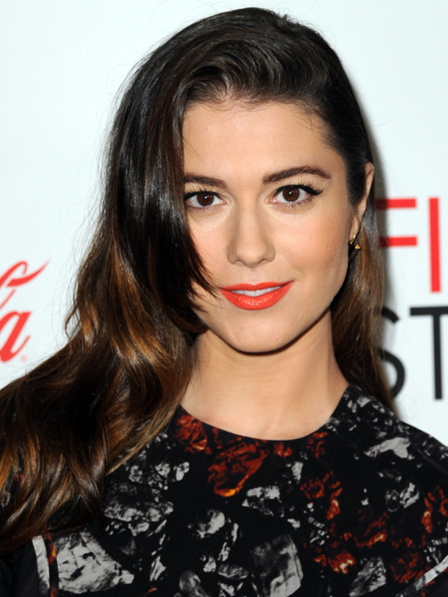 Mary Elizabeth Winstead - Life of Pi premiere at AFI Fest 2012