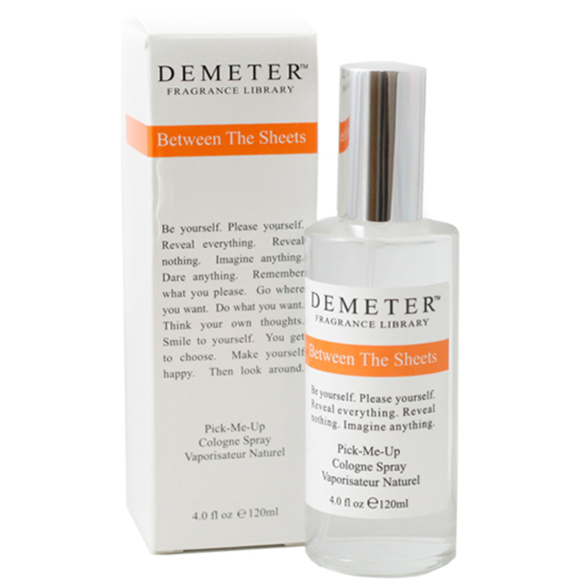 Demeter Pick-Me-Up Cologne Spray in Between The Sheets