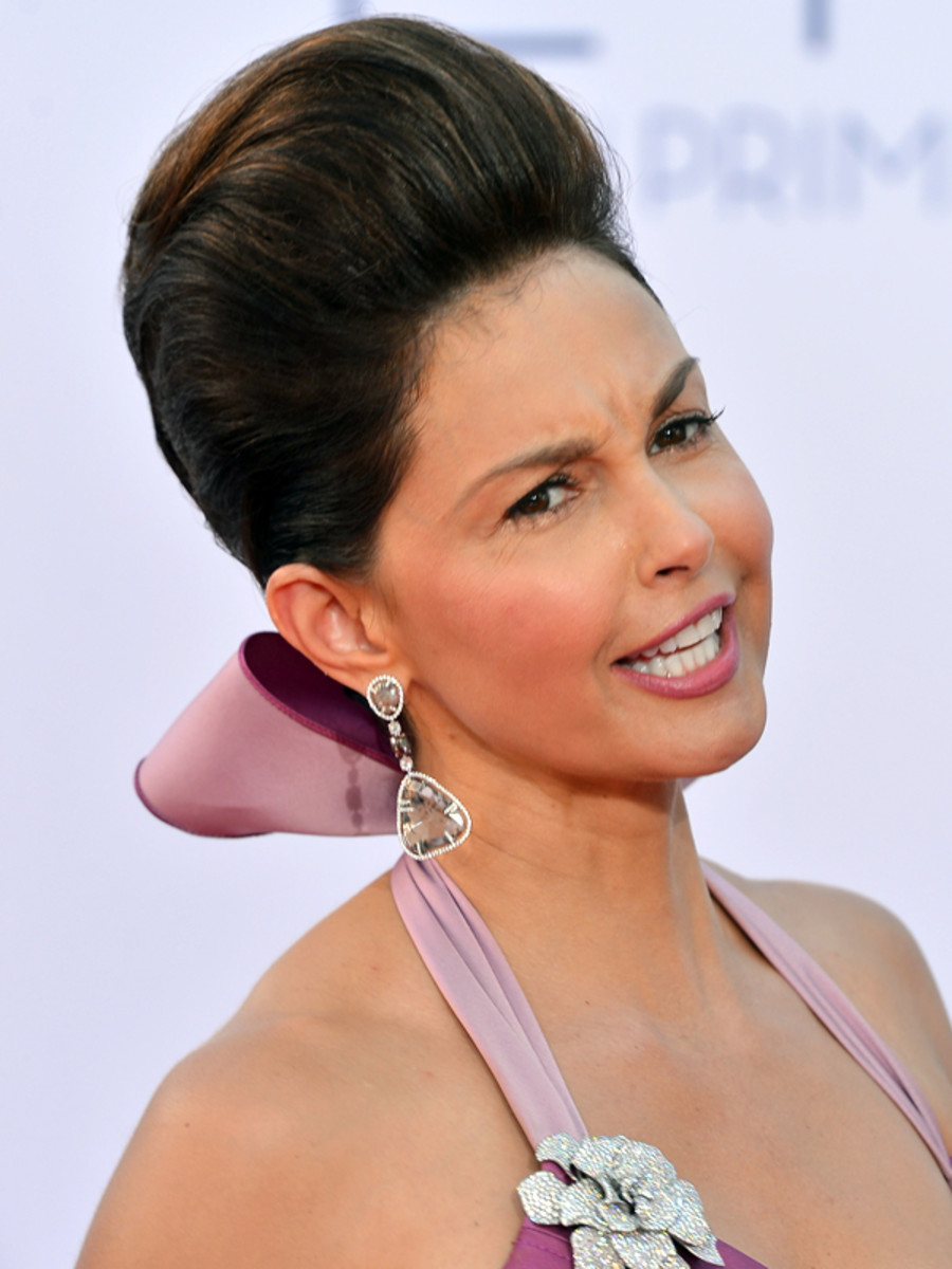 Ashley Judd - Emmy Awards 2012