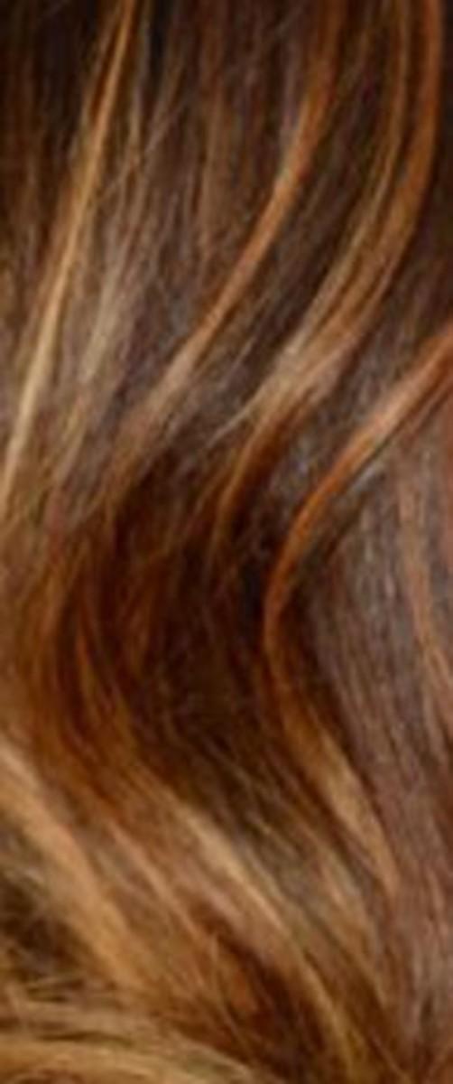 Hair colour for Barbara