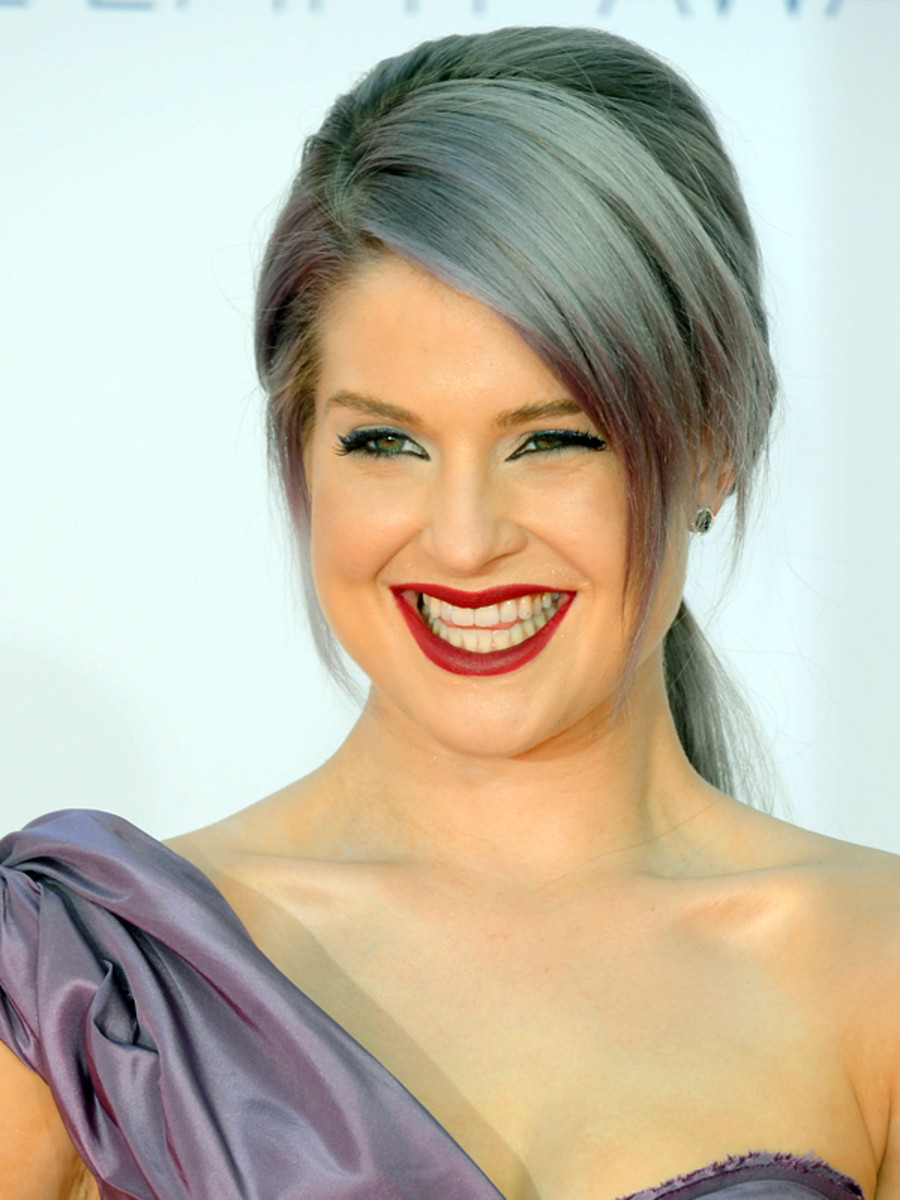 Kelly Osbourne - Emmy Awards 2012