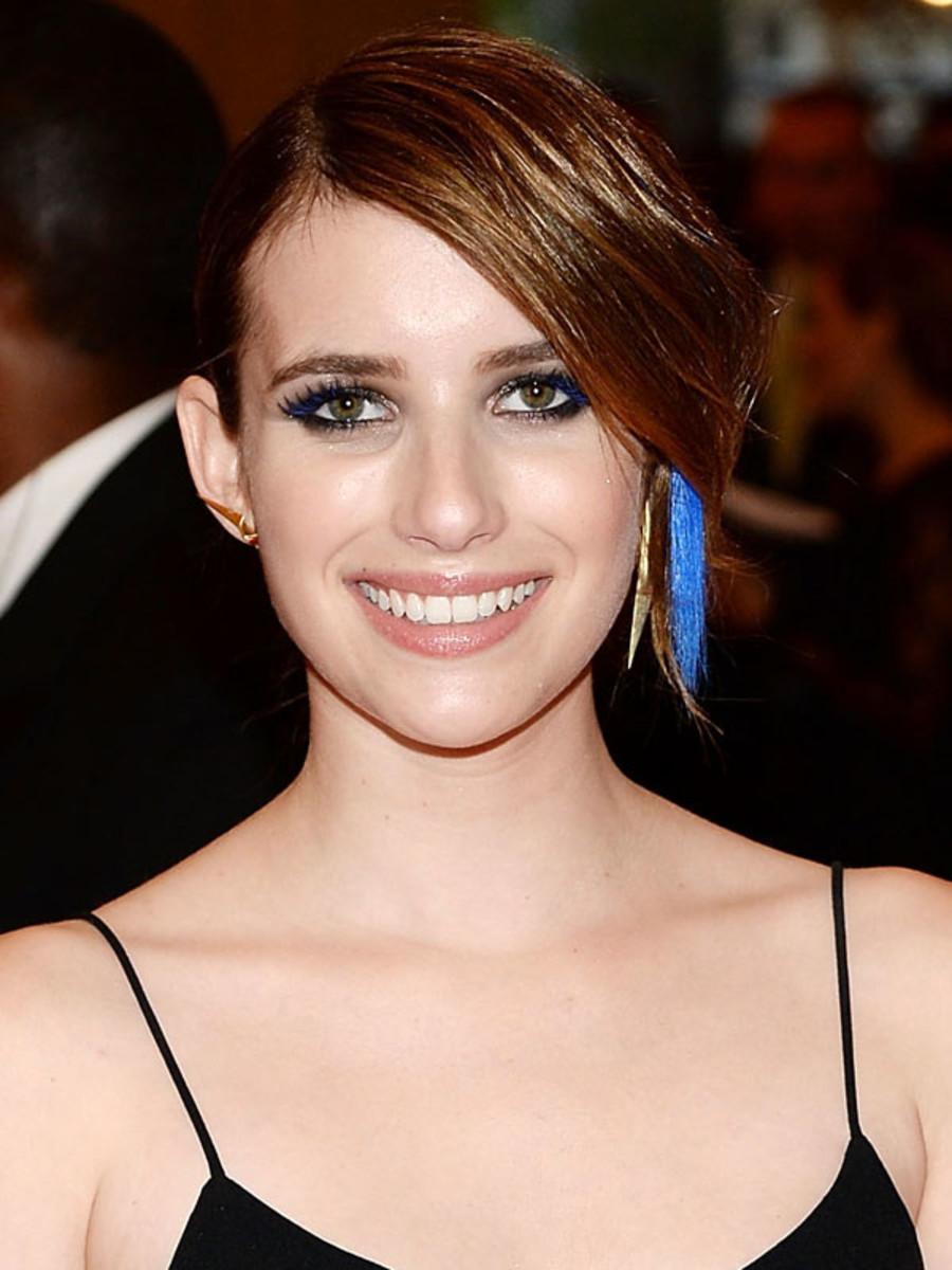 Emma Roberts - Met Ball 2013