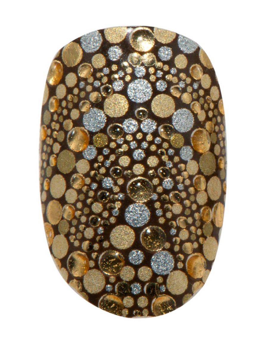 Revlon by Marchesa 3D Jewel Appliques in Gilded Mosaic
