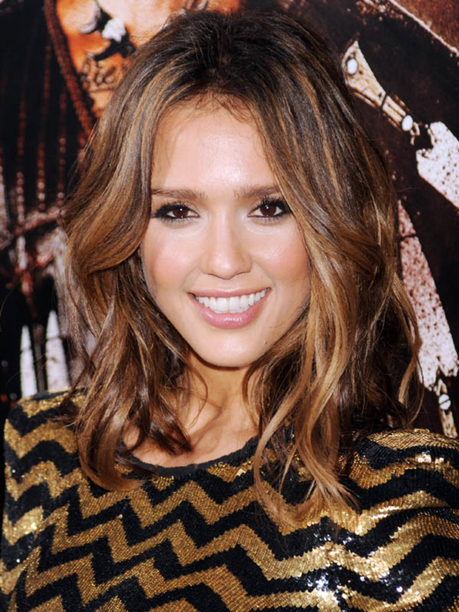 Jessica Alba - Independent Spirit Awards 2012