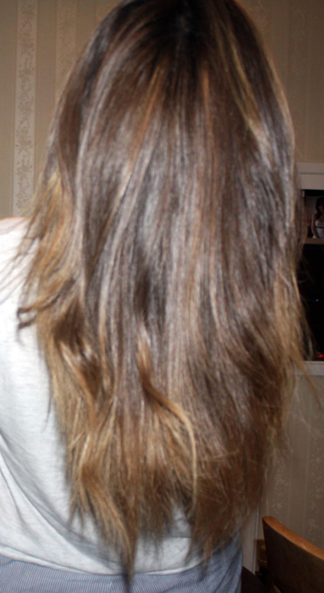 Eve Ombre before