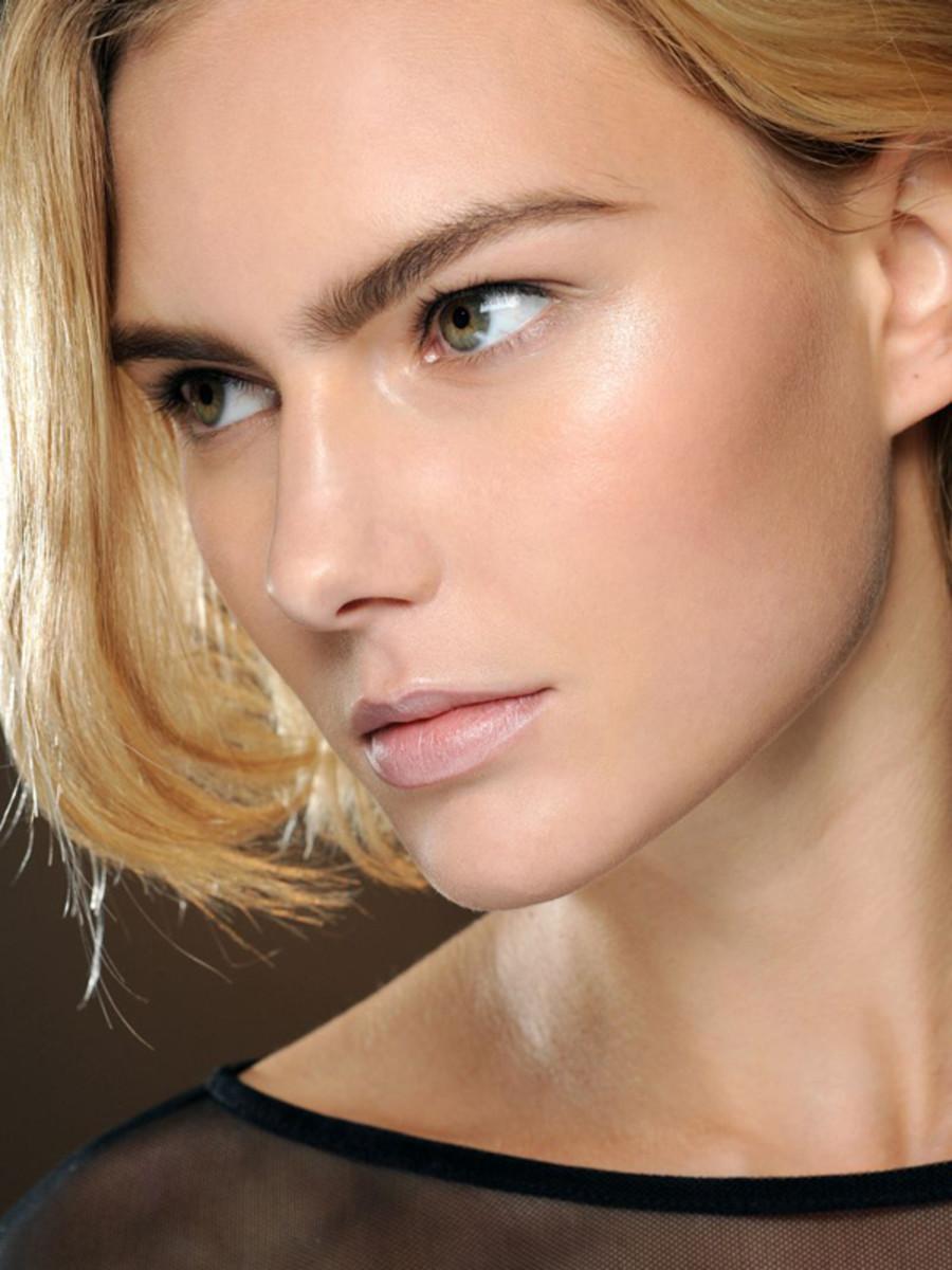 Alberta Ferretti - Spring 2012 makeup
