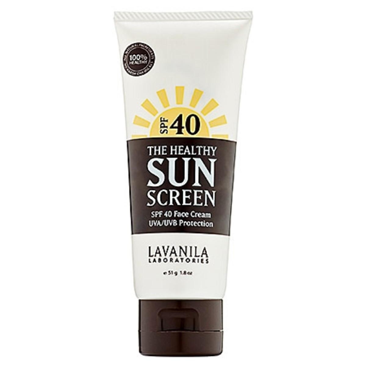 Lavanila The Healthy Sunscreen