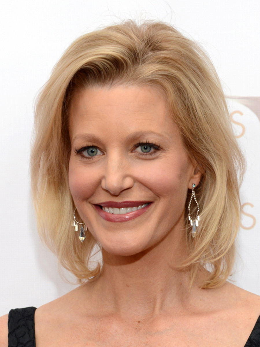 Anna Gunn - Writers Guild Awards 2013
