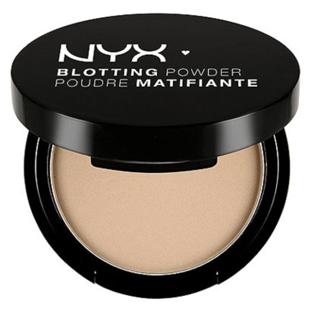 NYX Cosmetics Blotting Powder in Light