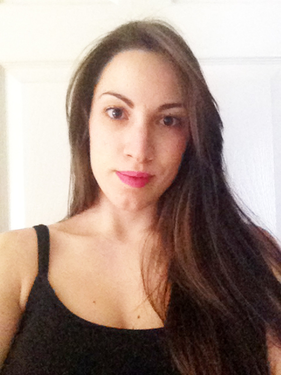 Elizabeth - daily makeup
