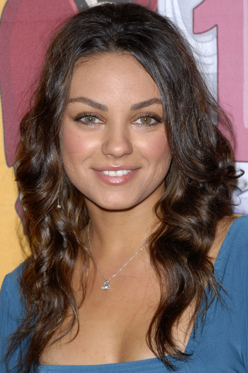 Mila Kunis - Family Guy 100th episode party, 2007