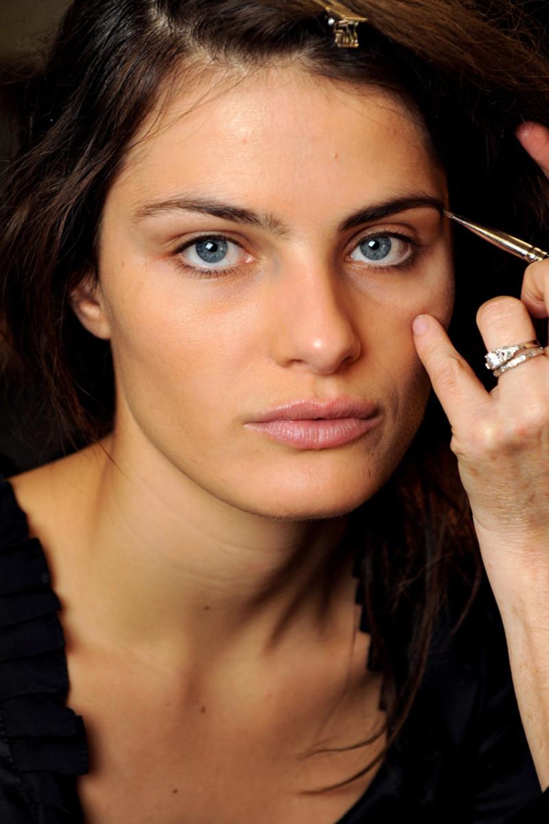 Proenza Schouler - Spring 2011 makeup