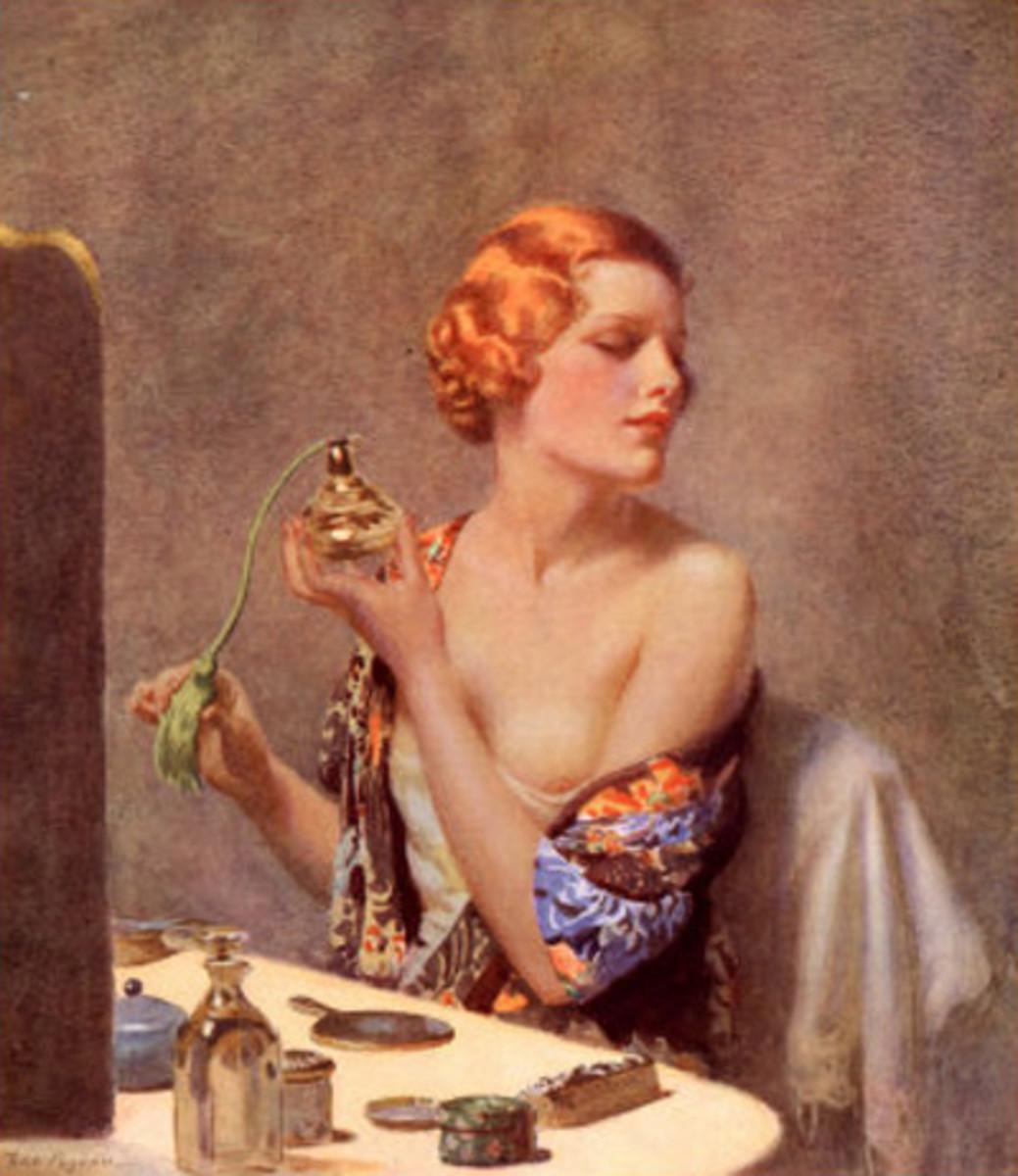 vintage-woman-perfume